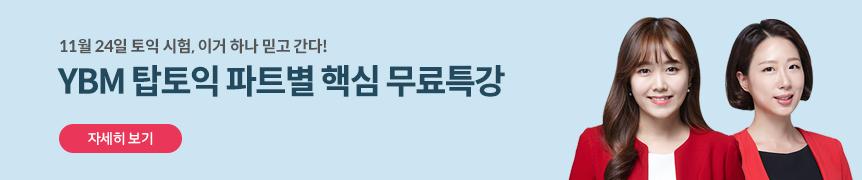 11월 24일 대비특강_탑토익