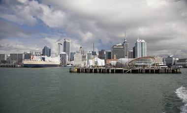 뉴질랜드 오클랜드 모습