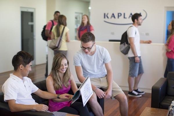 카플란 브리즈번 캠퍼스 내부 사진