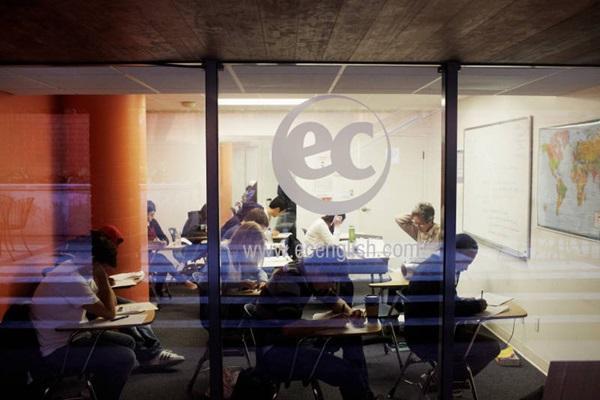 EC 샌디에고 캠퍼스 전경