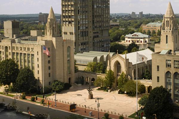 보스턴 대학교 캠퍼스 전경