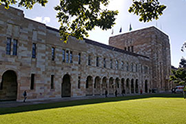 University of Queensland(UQ)