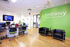 Embassy English Toronto